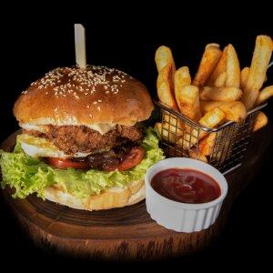 Sammy´s Burger - Such mich